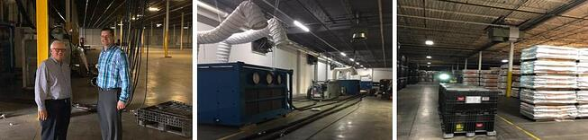 Spartan Logistics Kansas City II operations