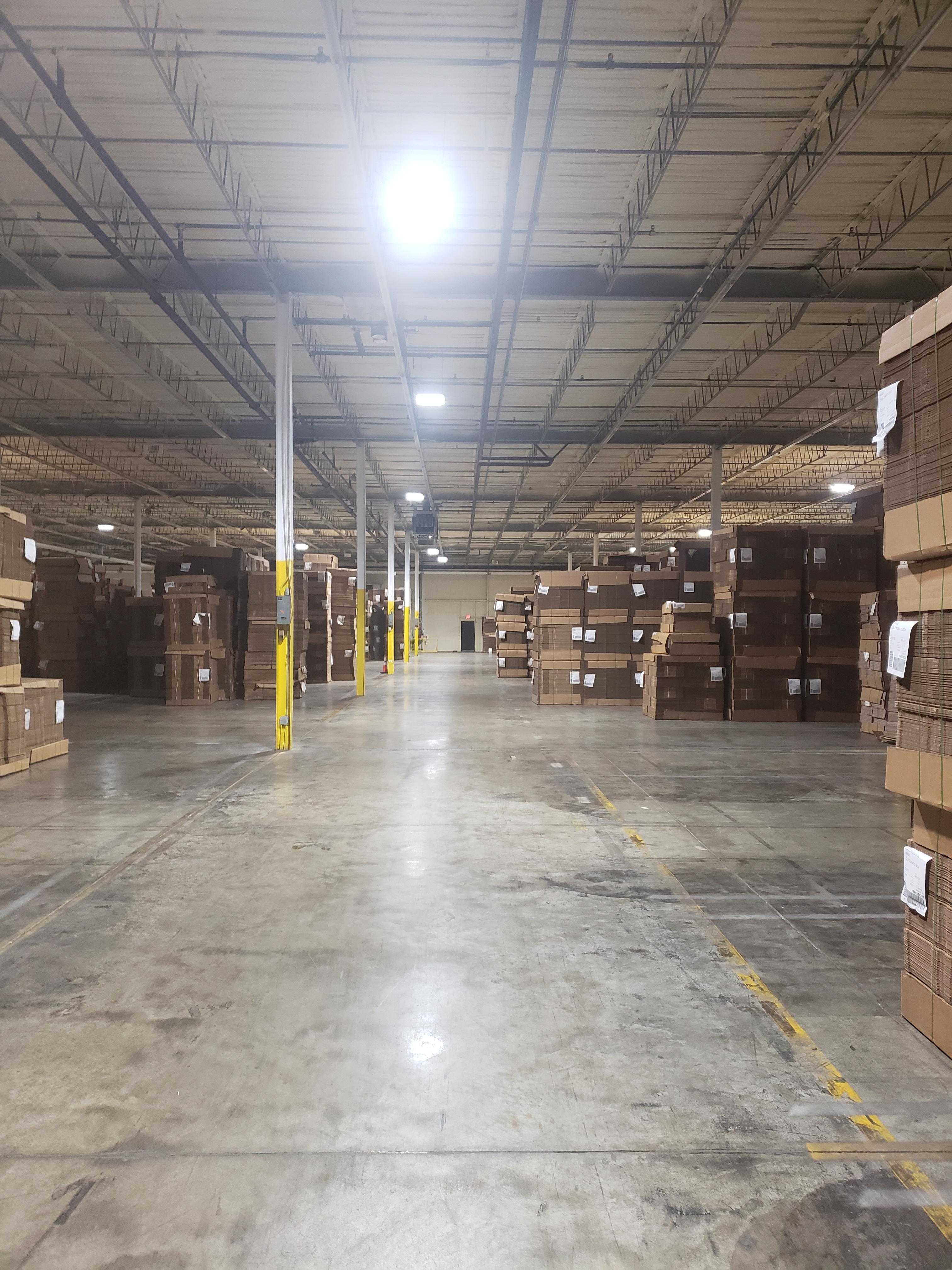 KC warehouse product